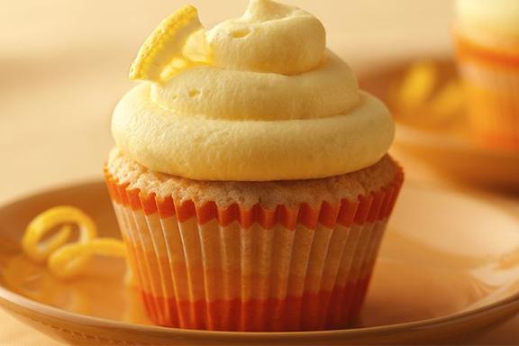 Lemon Cupcake-cup