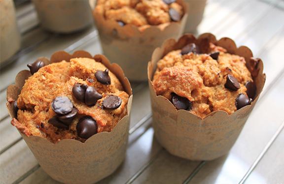 Muffin making
